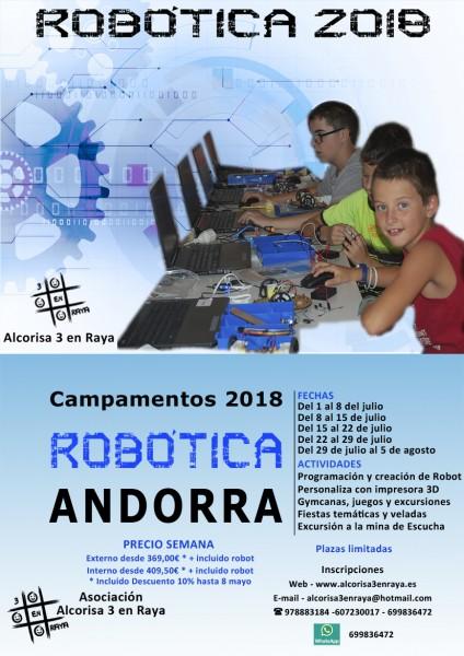 CAPAMENTOS robótica 2018