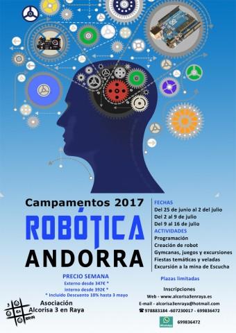 CARTEL Robótica 2017