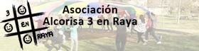ASOCIACIÓN ALCORISA 3 EN RAYA
